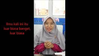 Kesan Pesan Guru Sekolah Islam Terpadu Al Lauzah Bersama Bunda Eva Siti Khuzaeva