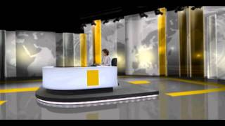 ITV News at 1:30 - Natasha Kaplinsky's First Programme (Close)