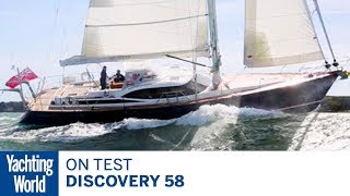 On test: overnight passage aboard the new Discovery 58