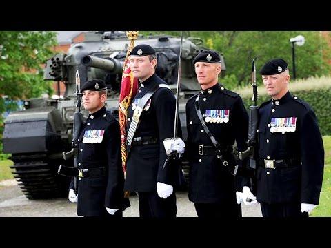 Regimental Stories (3 of 5) The Royal Tank Regiment