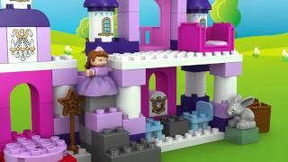 Утро с LEGO® DUPLO® - Принцесса София Прекрасная