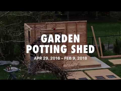 Sunshed Garden Shed 8x12   Video Contest