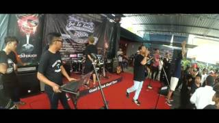 FLYING DISTORTION at Nicetime Caffe [Deviasi Rakyat Pribumi]
