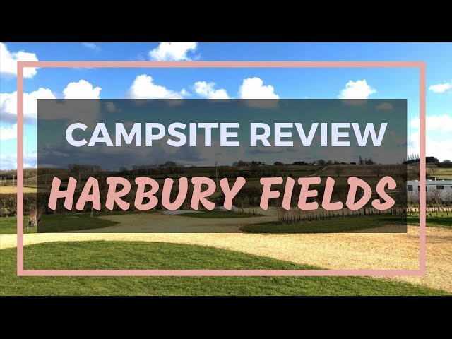 The BEST Caravan and Motorhome campsite near Warwick?? Harbury Fields review