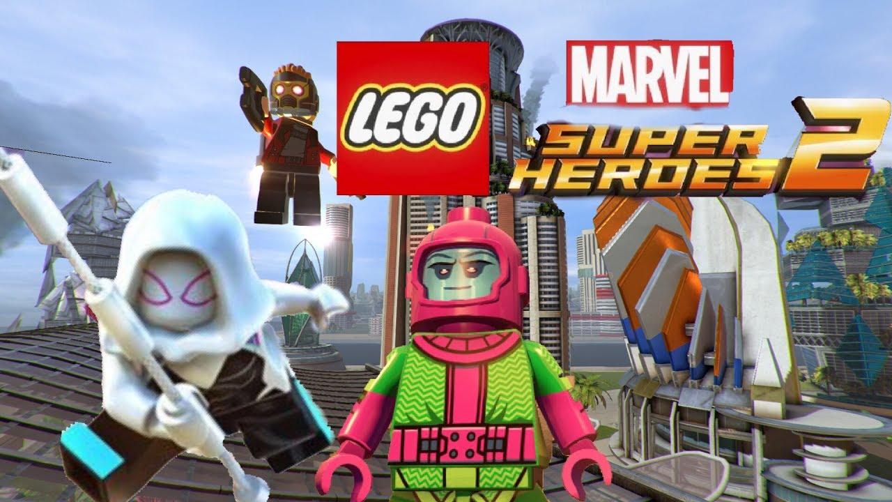 marvel lego news