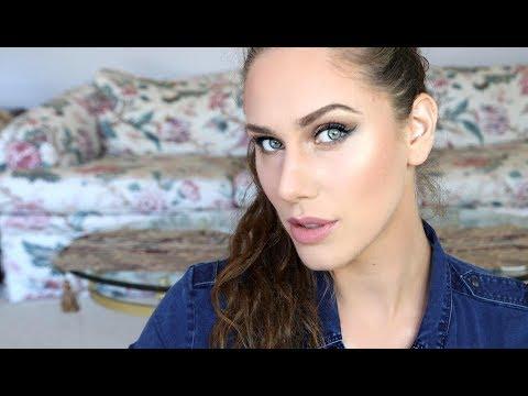 Drugstore First Impressions Makeup Tutorial + GRWM! | Cassandra Bankson