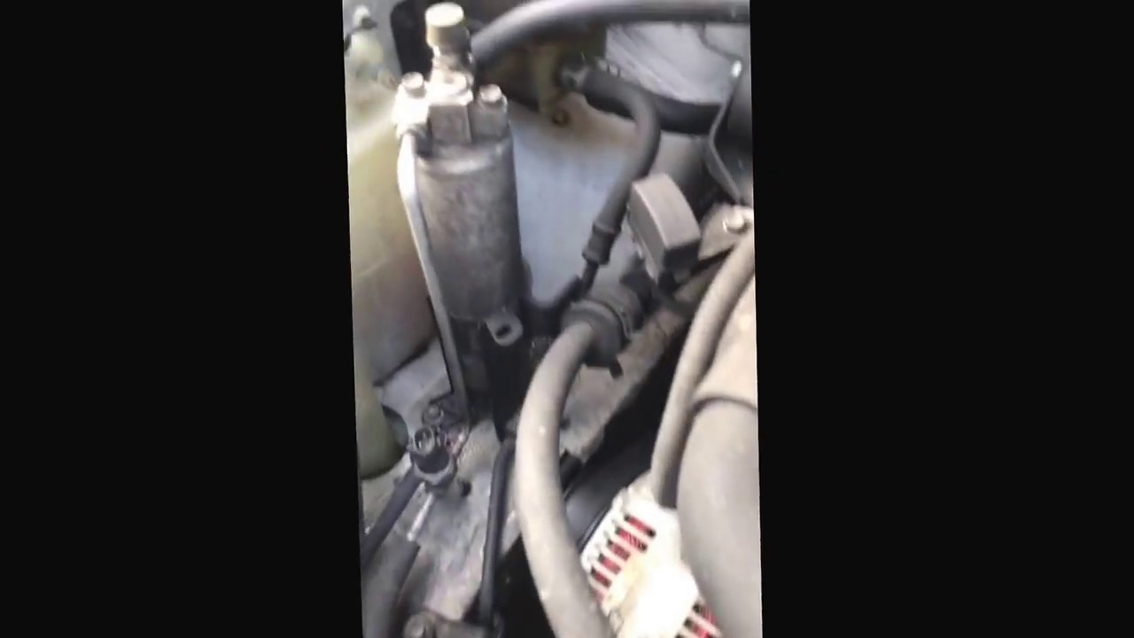 Car overheating, bubbling in overflow tank  No visible leaks