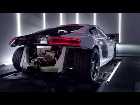 Audi - R8 V10 - Evolution on the Outside (Advert Jury)