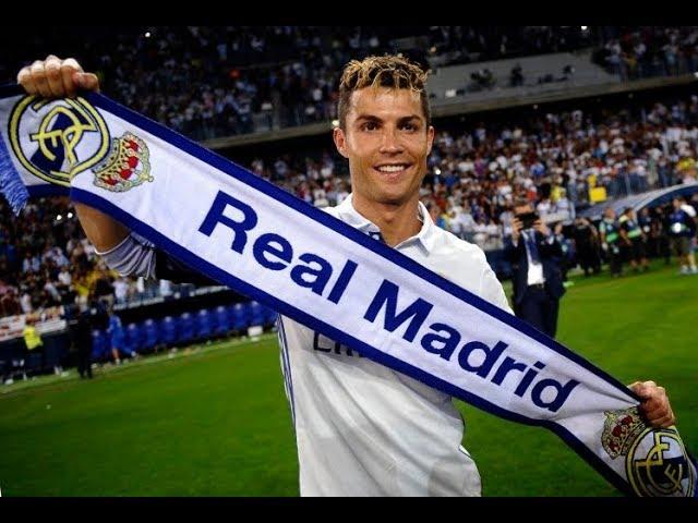 Cristiano Ronaldo anuncia que NÃO quer RENOVAR com o REAL!