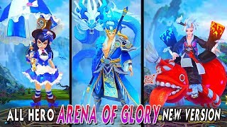 All Hero Legends Of Glory New Moba Version (android/ios)