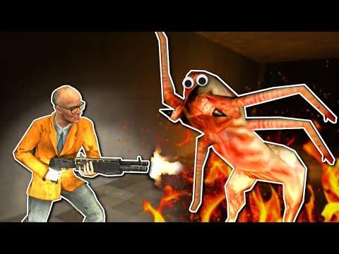 THE FINAL GHOST BATTLE?! - Garry's Mod Horror Maps - GMI's Hunt Ep.3
