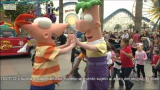Disney Channel Spain - DISNEY CHANNEL WEEKEND : DISNEY LAND RESORT PARIS - Promo