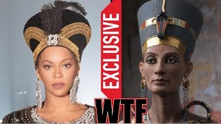 BEYONCE COACHELLA PERFORMANCE BREAKDOWN REF to NEFERTITI and other EGYPTIANS GODDESSES