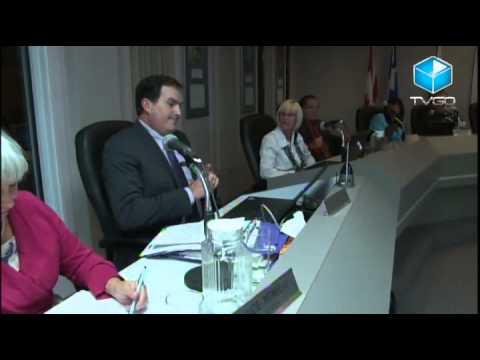 Ville de Boisbriand - Séance du conseil - 1er octobre 2013