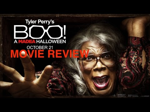 TYLER PERRY'S BOO! A MADEA HALLOWEEN MOVIE REVIEW