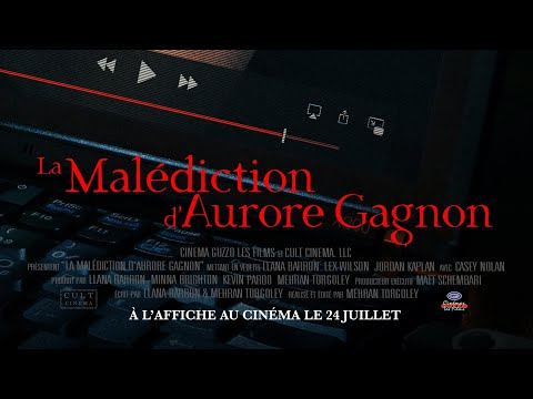 La Malédiction d'Aurore Gagnon (Français)