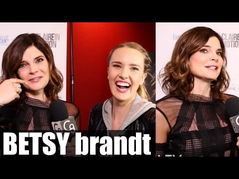 Betsy Brandt on Relationships, Knowing Who You Are, & New Thriller
