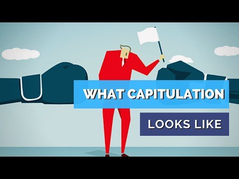 Capitulation