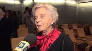 Elena Poniatowska sobre los 43 estudiantes de Ayotzinapa