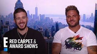 """Vinny & Ronnie: Who's Going to Jail on """"Jersey Shore Family Vacation"""" 