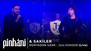 Pinhâni & Sakiler - Dünyadan Uzak (JoJo Konseri, 14.2.2021) Resimi