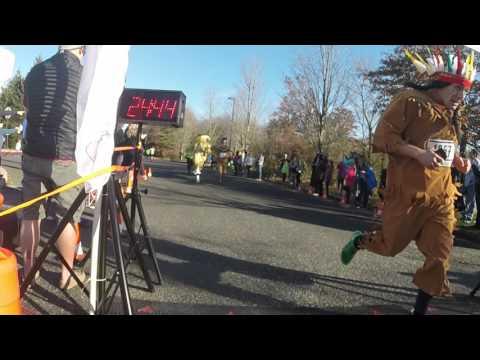 5K finish final