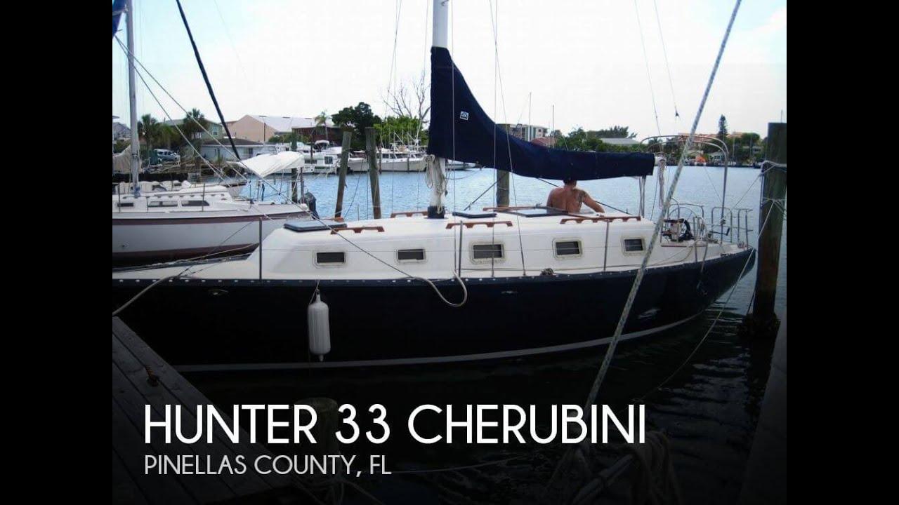 [UNAVAILABLE] Used 1982 Hunter 33 Cherubini in Madeira Beach, Florida