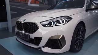 Презентация BMW 2 серии Gran Coupe