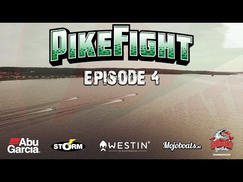 Pike Fight 2016 - Episode 4