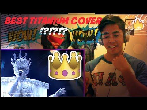 😱 Titanium - หน้ากากมงกุฎเพชร DIAMOND CROWN MASK | The Mask Singer 3 REACTION! (THROWBACK!)