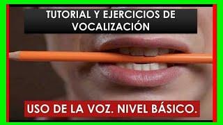 TIPS, TUTORIAL Y EJERCICIOS DE VOCALIZACIÓN Y USO DE LA VOZ / CÓMO SER UN ORADOR / GUILLERMO MORANTE