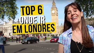 Pontos Turísticos de Londres - Top 6