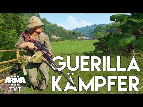 » GUERILLA KÄMPFER! « - Blutbad im Blätterwald [Arma 3 PvP/TvT-Event!]