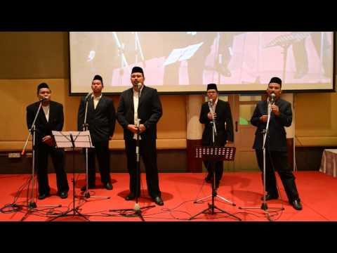 Nasyid Nur Kasih & Siratunnabi oleh VoE 2013