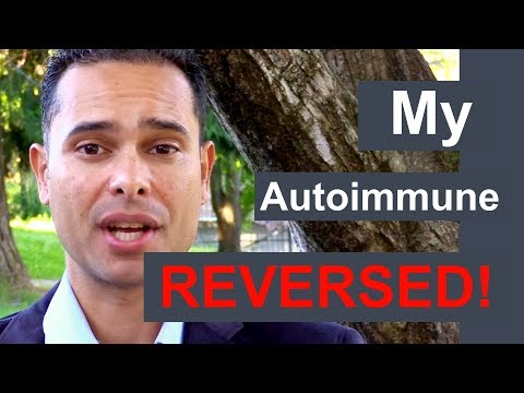 How I Reversed My Autoimmune Disease