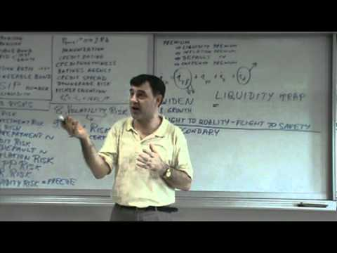 Fixed-Income Securities - Lecture  04