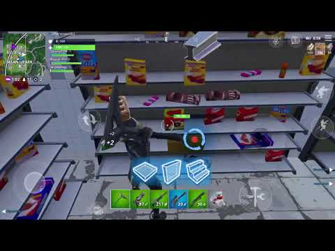 First Win In Fortnite Vaulted Game Mode Youtube