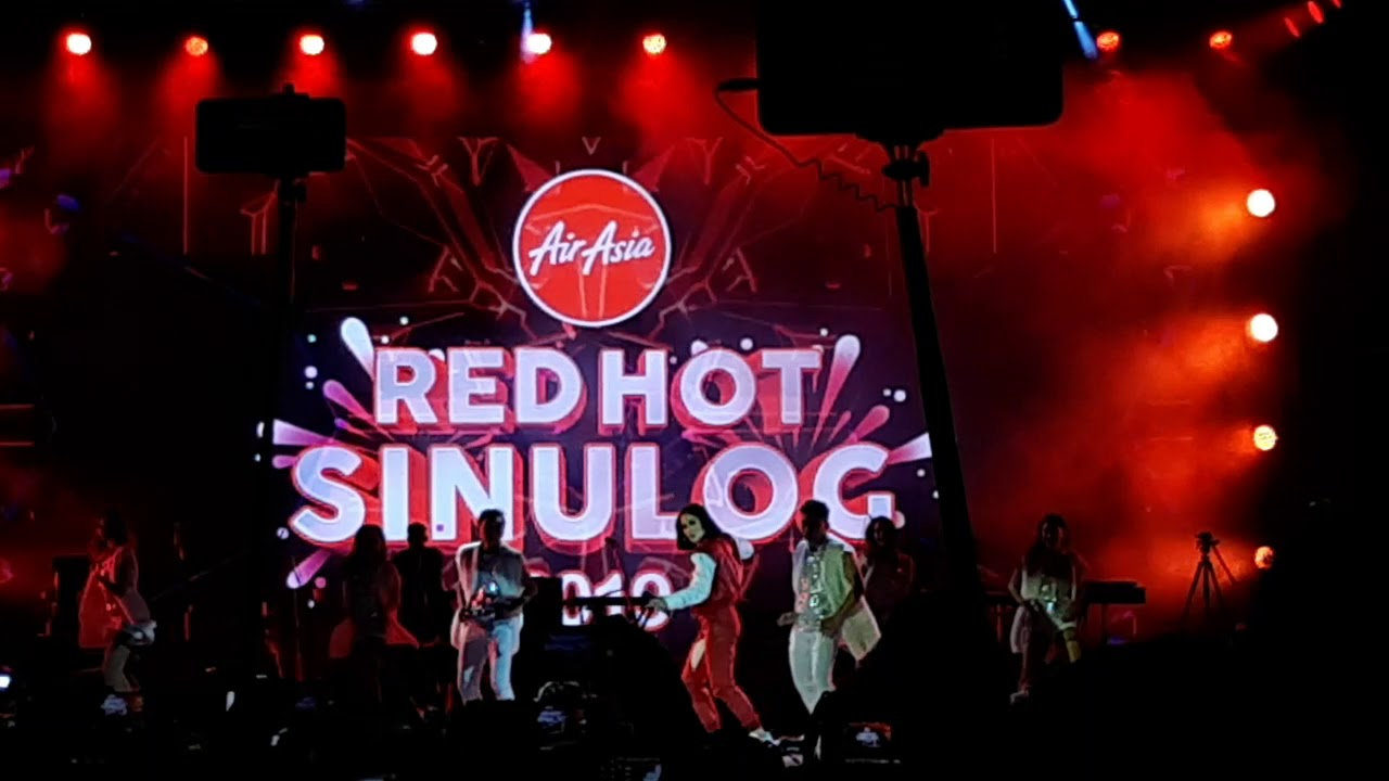 Download Red Hot Sinulog 2019 with MAJA SALVADOR (Hot Dance Number) sponsored by #AirAsia