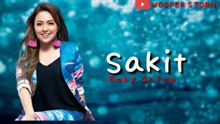 Download lagu Baby Shima - Sakit l Lirik Video 2019 l Melayu Song Nagaswara