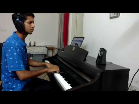 Itni Si Baat Hai (Azhar) - Piano Cover by Anirudh...