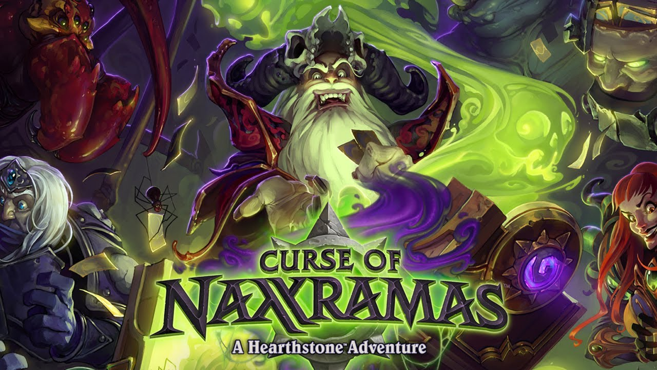 Image result for naxxramas hearthstone adventure