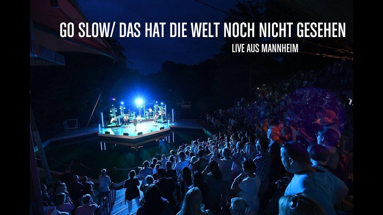 SEVEN Go SlowDas Hat Die Welt Noch Nicht Gesehen LIVE Aus Mannheim 2017 4C7