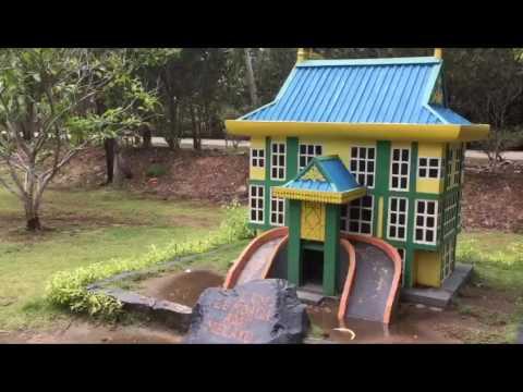 MINIATURE HOUSE INDONESIA IN BATAM