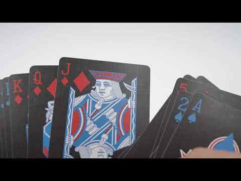 BCA Halo Playing Cards video