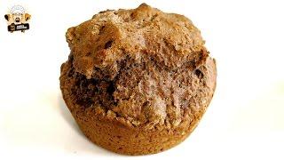 2 Ingredient Chocolate Ice Cream Muffins