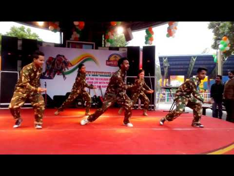 Patriotic Dance Theme 2015 | Conquest Dance Crew