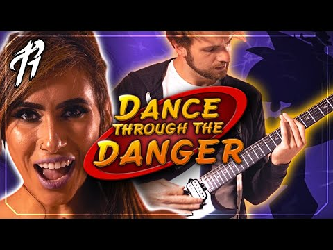 Shantae: Dance Through the Danger || Metal Cover by RichaadEB & Cristina Vee