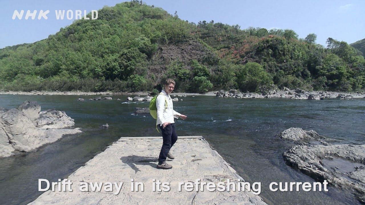 Photo of Fun in the sun along the Shimanto River (J-Trip Plan) – video