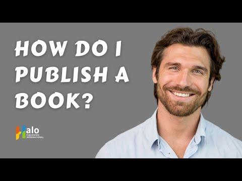 Self Publishing – How do I publish a book?