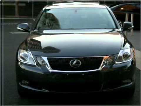 2008 lexus gs 300
